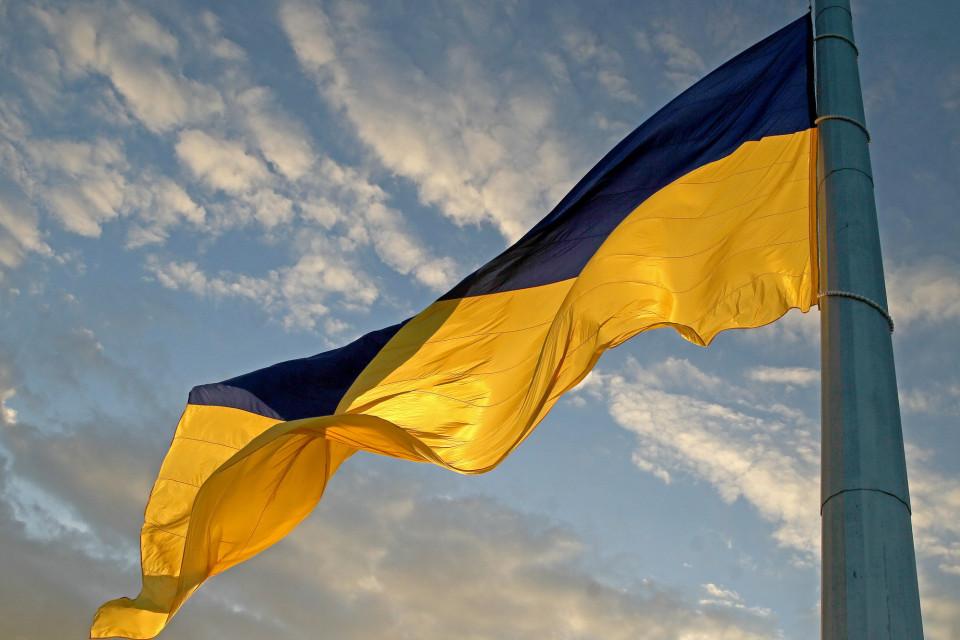 На Луну доставят украинский флаг