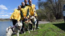 В Харькове пройдут соревнования ездовых собак