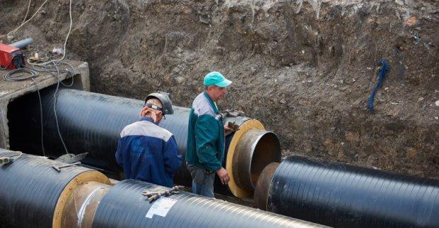 В Московском районе заканчивают реконструкцию теплосетей