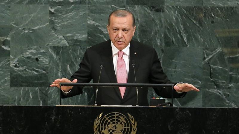 Турция не признает аннексию Крыма – Эрдоган