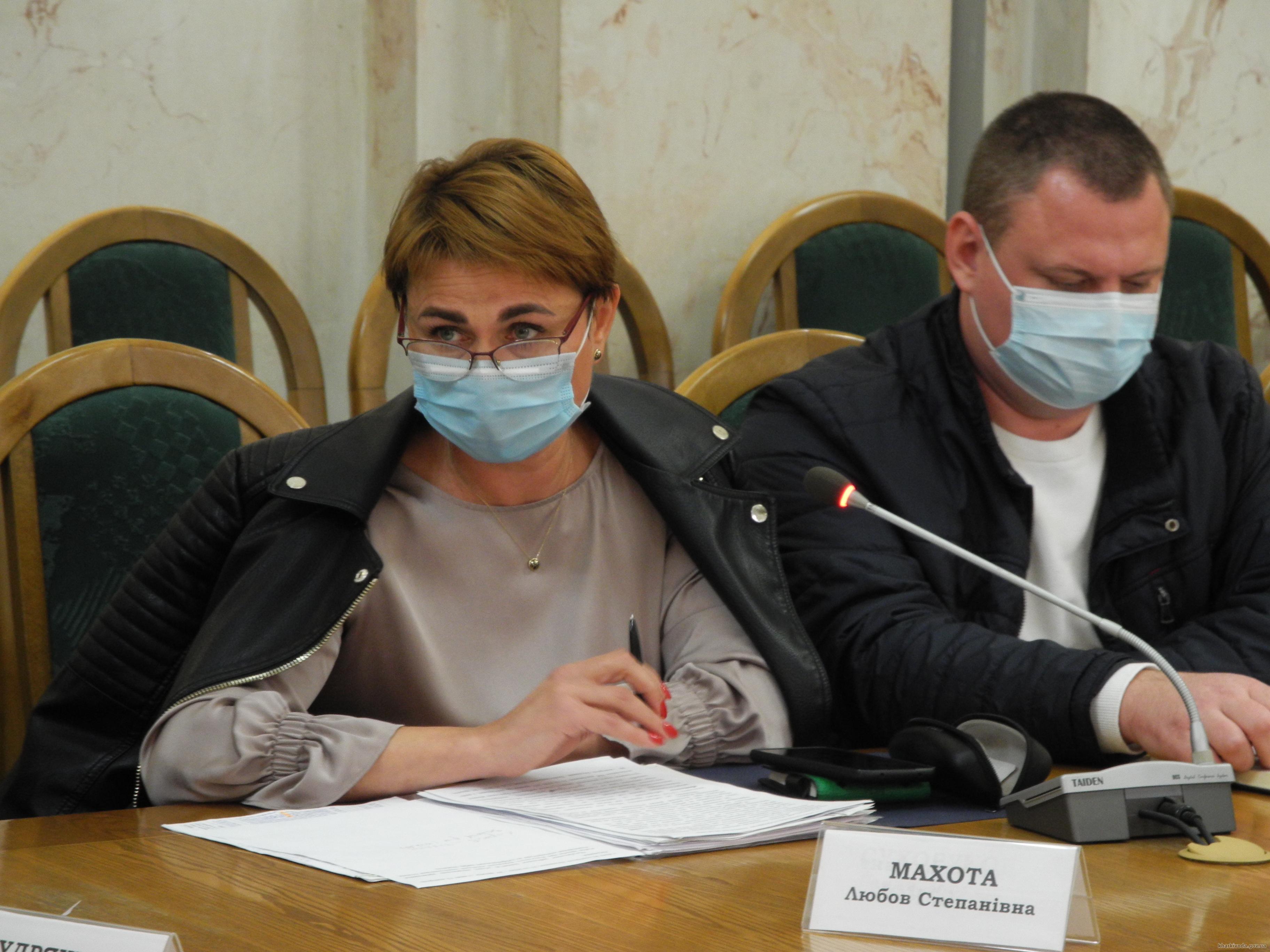 Махота победила в конкурсе на гендиректора Харьковского лабцентра