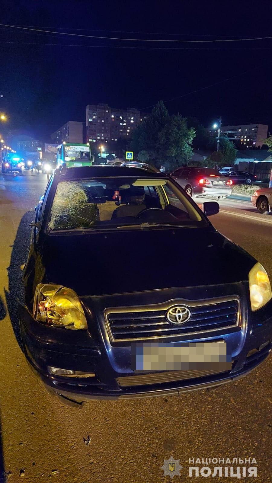 В Харькове насмерть сбит пешеход