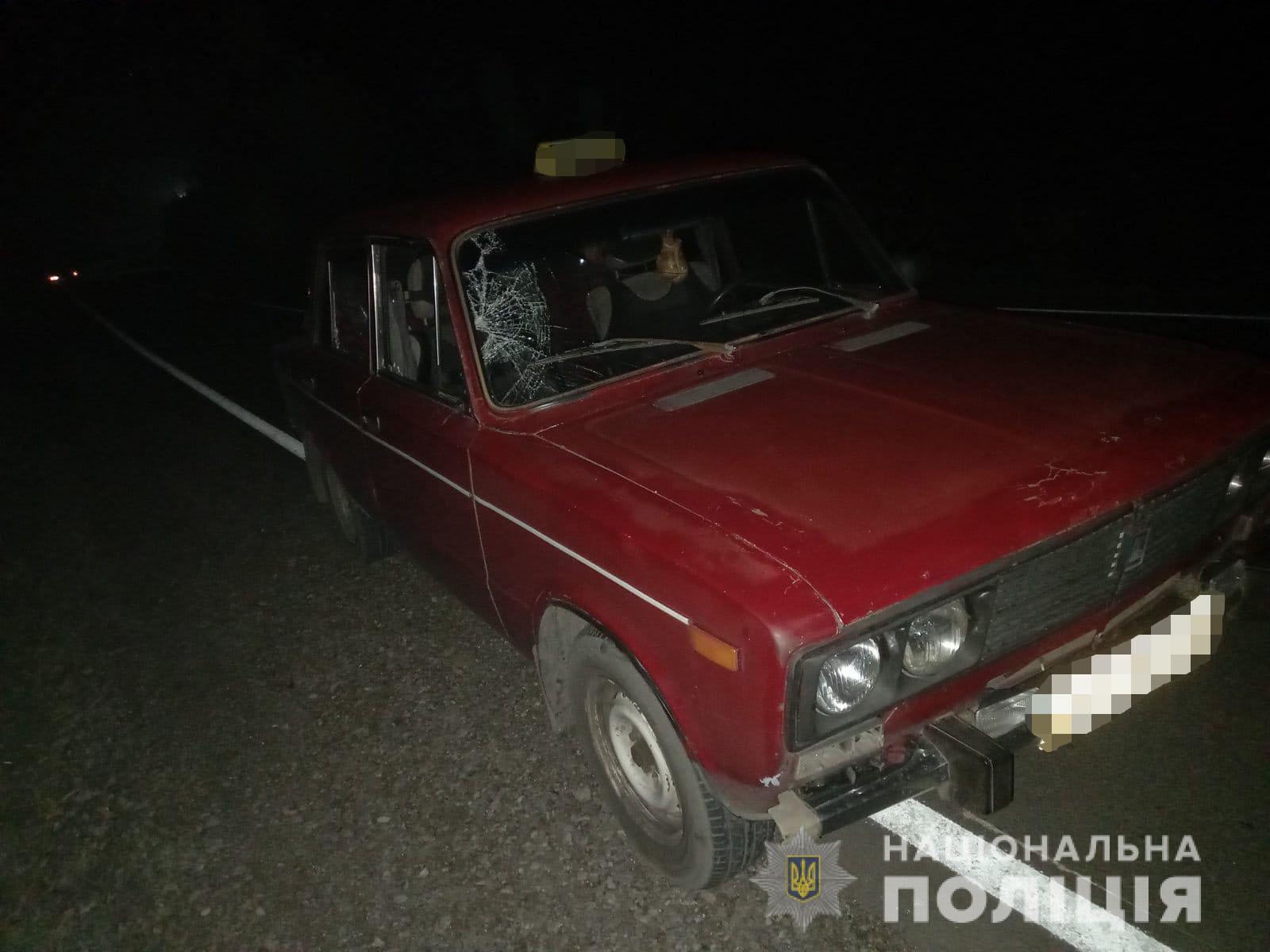 На Харьковщине насмерть сбит пешеход (фото)