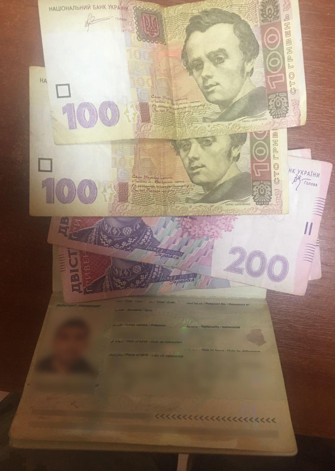 Харьковских пограничников пытался подкупить гражданин Алжира