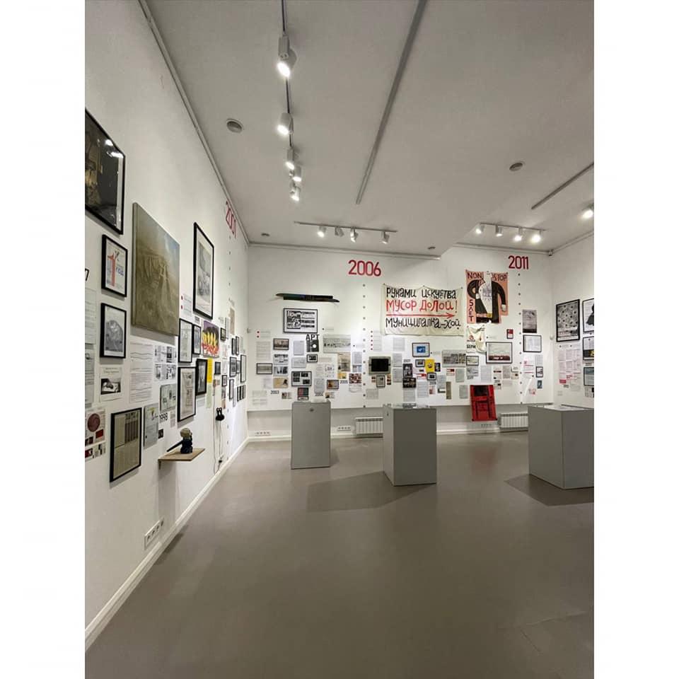 25 лет работы Харьковской муниципальной галереи: в Харькове открылась новая выставка