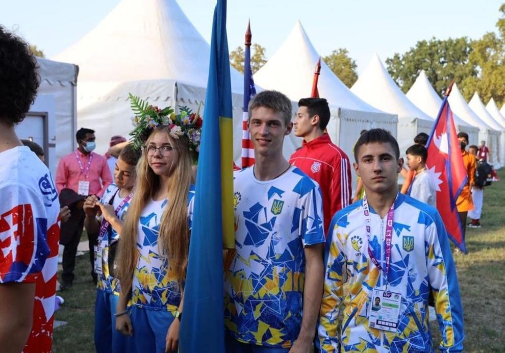 Украина получила право провести в 2023 году два международных спортивных мероприятия