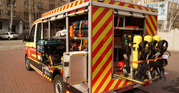В Харькове приобретут пожарную технику для работы в центральной части города