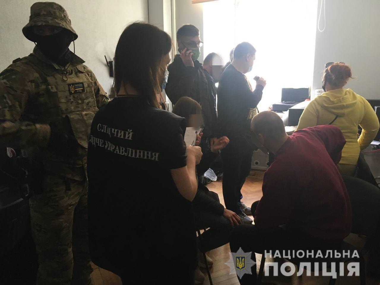В Харькове накрыли мошеннические call-центры - фото 2
