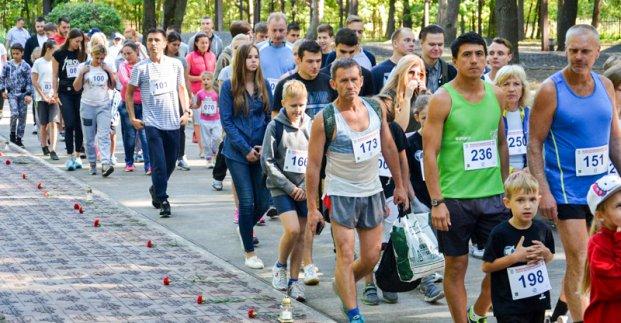 В Харькове пройдут велопробег и легкоатлетический кросс памяти жертв тоталитаризма