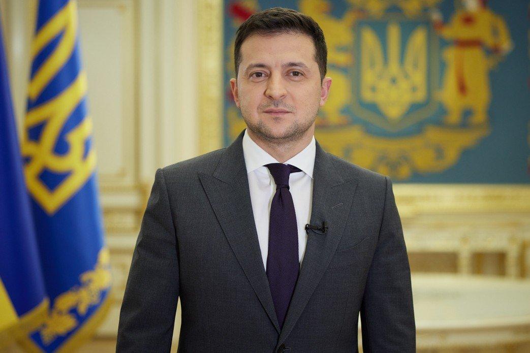 """Зеленский поприветствовал принятие """"антиолигархического"""" закона"""