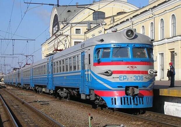 Харьковские электрички возобновили обычные маршруты до станции Скотоватая после обстрелов на Донбассе