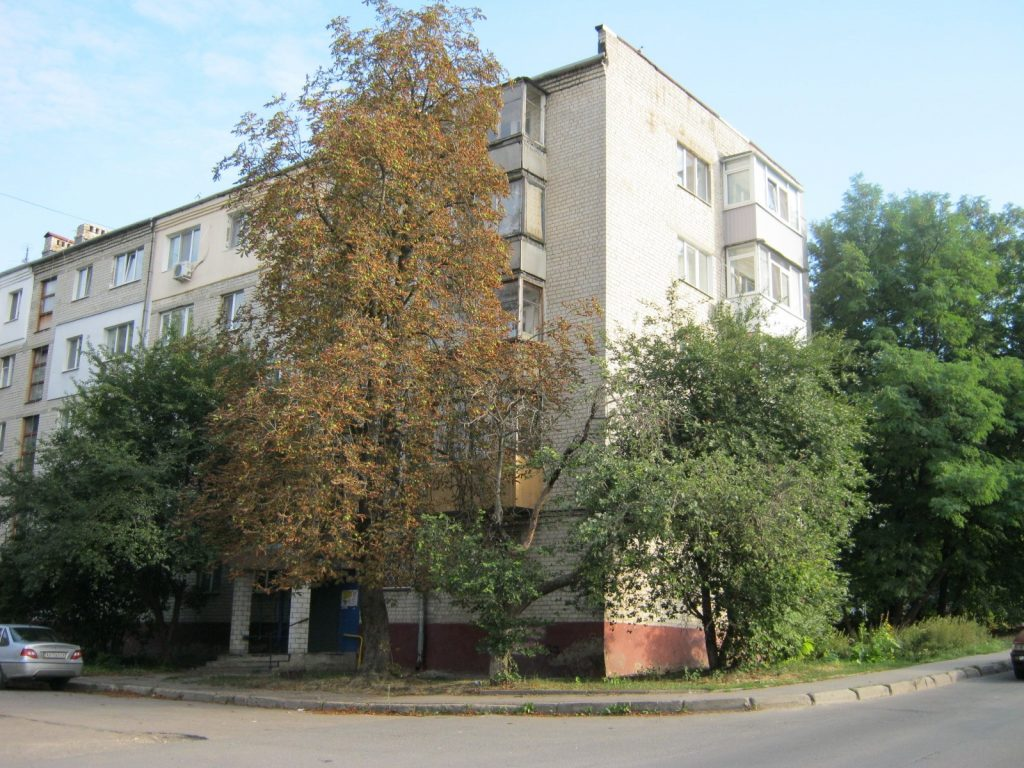 Дом художника Федоровского в Харькове