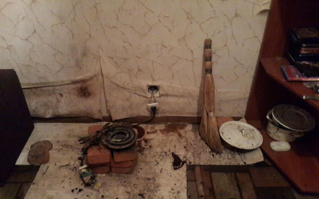 В коммунальной квартире в Харькове нашли мертвого человека