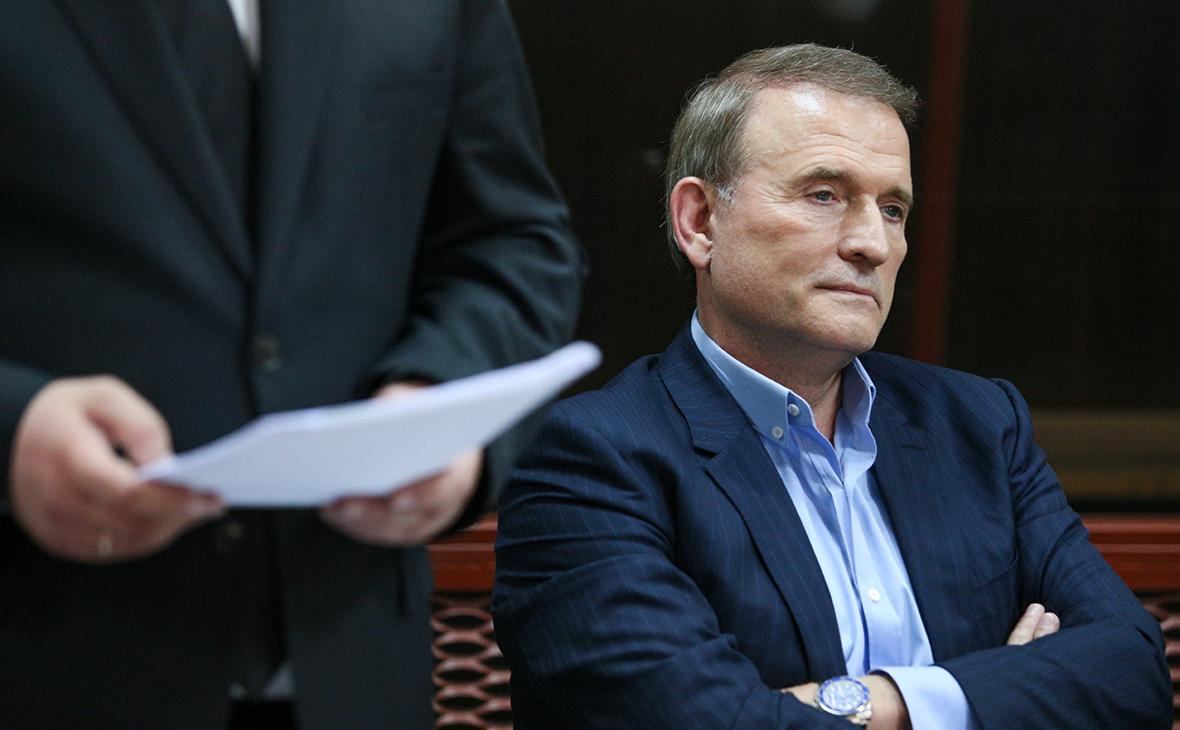 Медведчук остается под домашним арестом еще на два месяца
