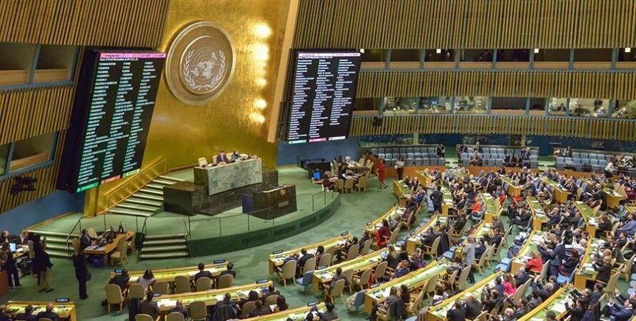 14 сентября стартует 76-я Генассамблея ООН в Нью-Йорке