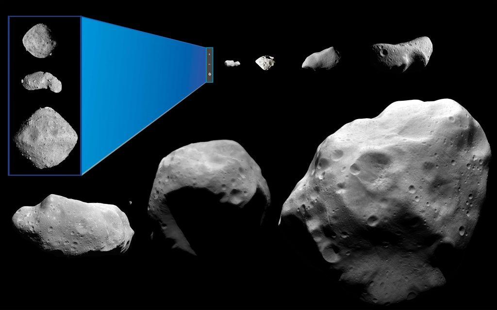 """""""В ближайшие сто лет ни один из известных астероидов нам не угрожает"""" – Ирина Бельская"""
