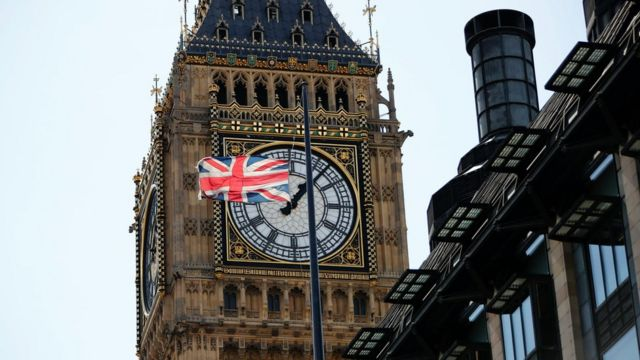 В Лондоне снова будет слышен бой часов на Биг-Бене (видео)
