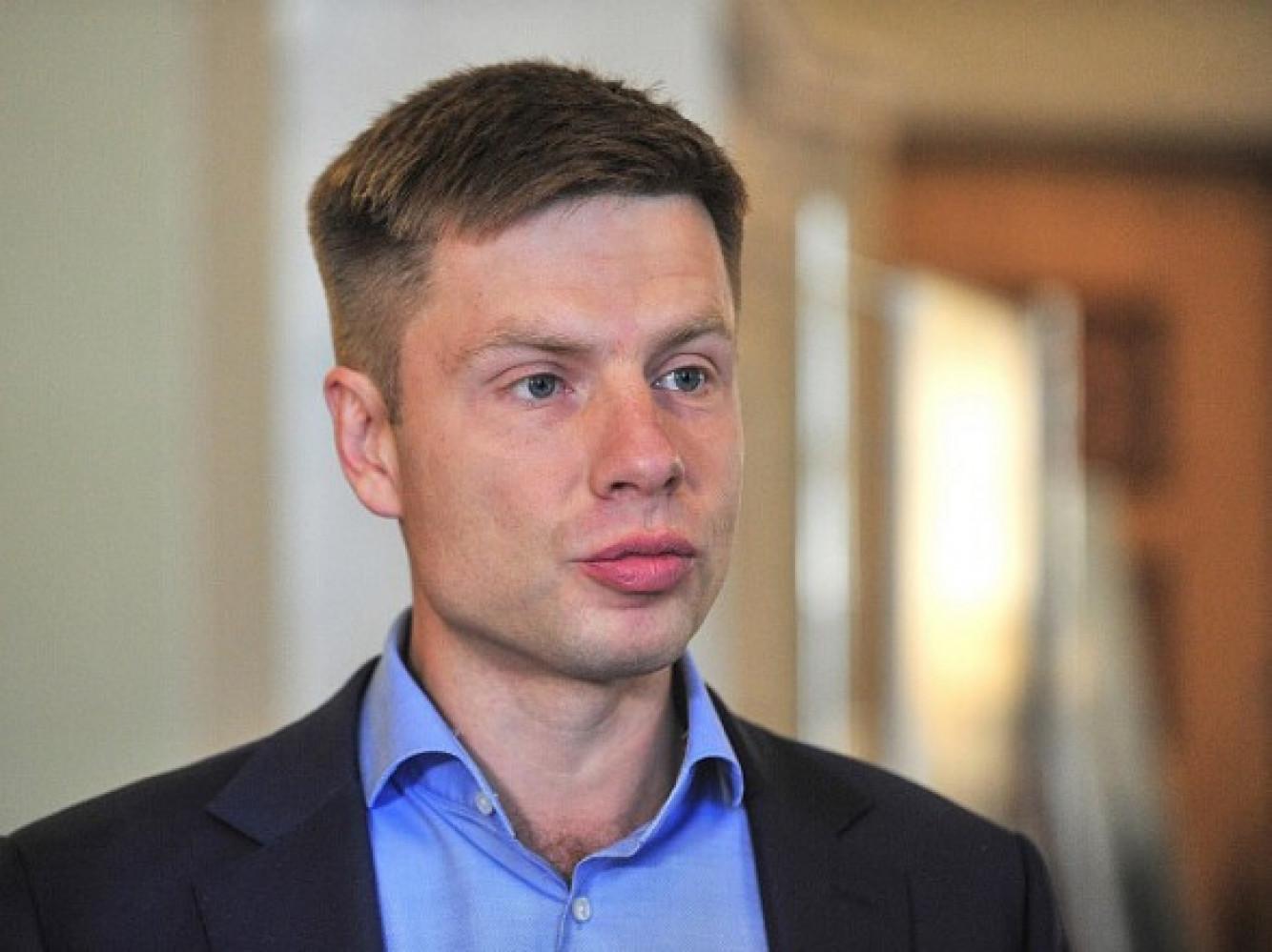 И уже очевиден новый кандидат — Стефанчук, — Алексей Гончаренко