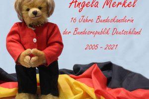 В честь Меркель выпустили игрушку