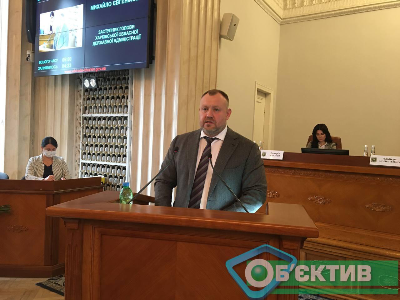 В Харьковской области занята половина ковидных коек