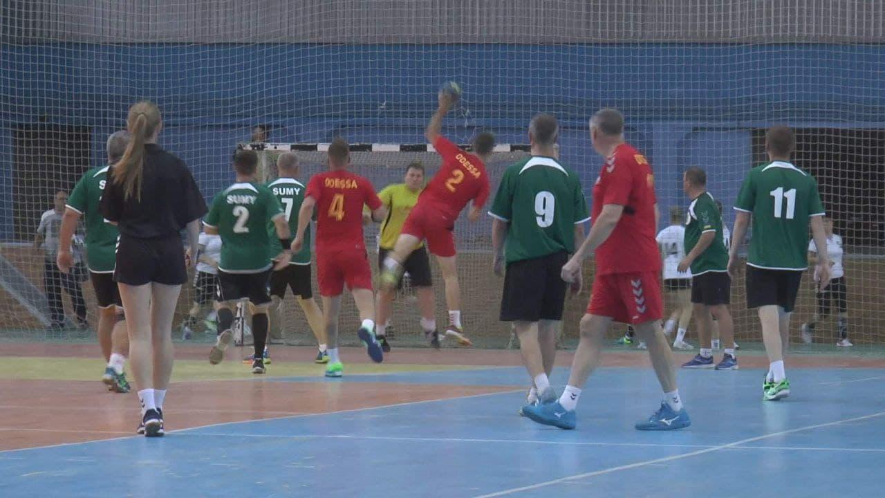 Международный турнир по гандболу в Харькове - фото 3