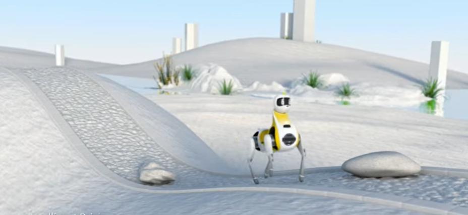Xpeng создал робота-единорога для детей (видео)