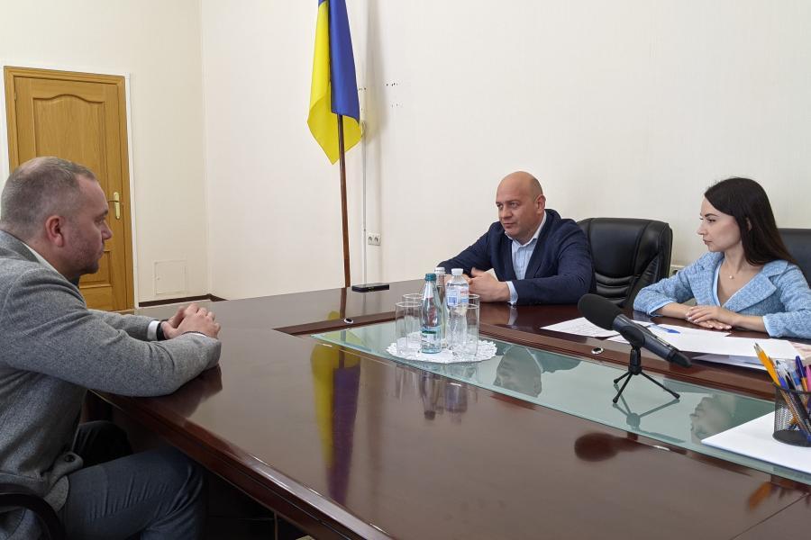 Для представительства МИД в Харькове подобрали несколько вариантов помещений