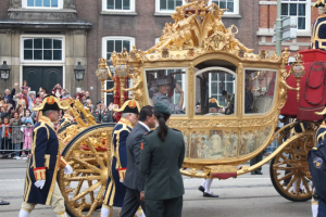 Карета короля Нидерландов больше не будет ездить