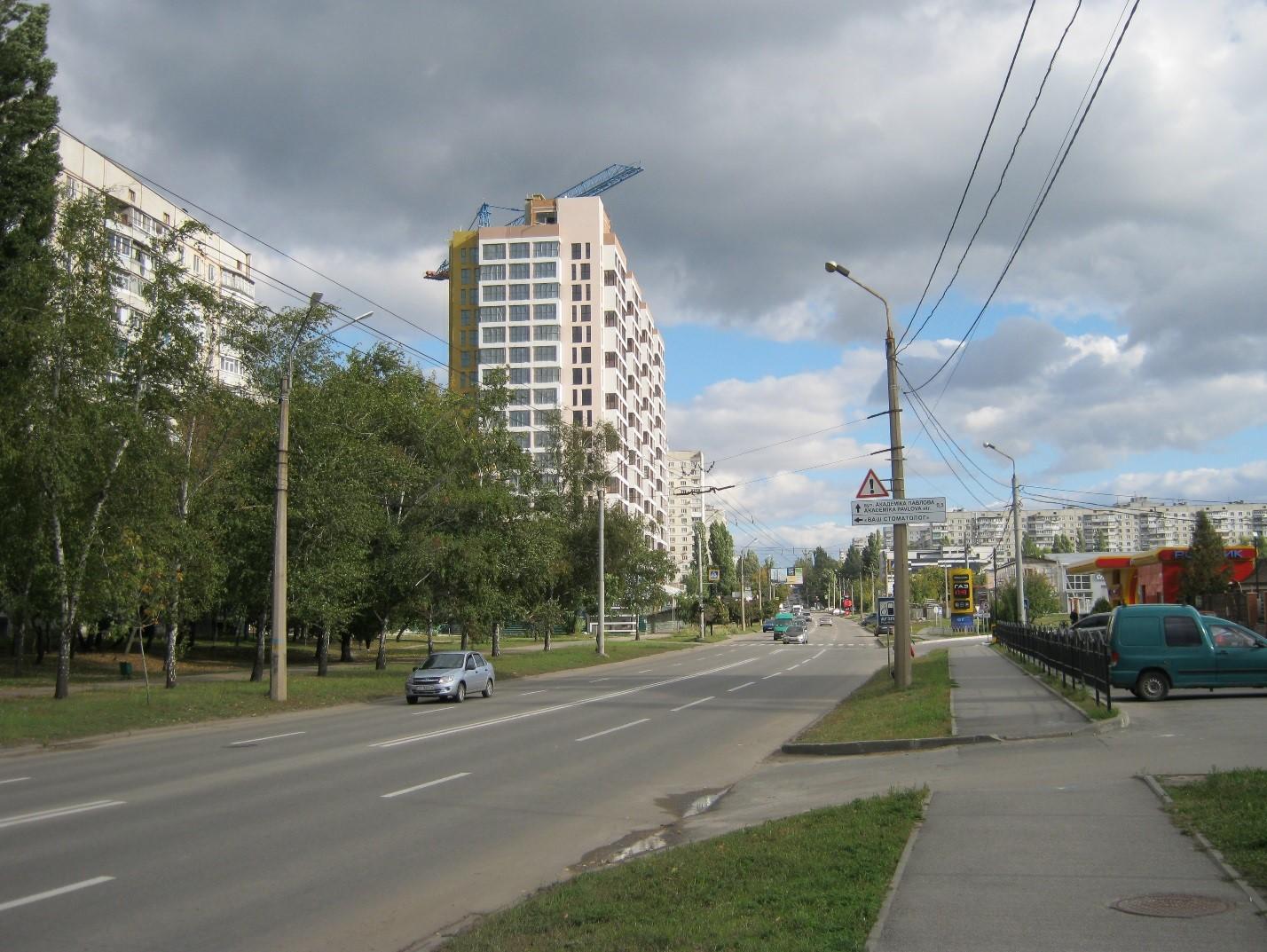Urban-Travel – где прогуляться в выходные в Харькове:  улица Валентиновская (фоторепортаж)