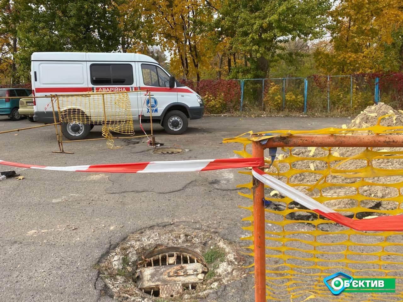"""Заканчивается капитальный ремонт тепломагистрали возле """"ТЕЦ-3"""" (фото)"""