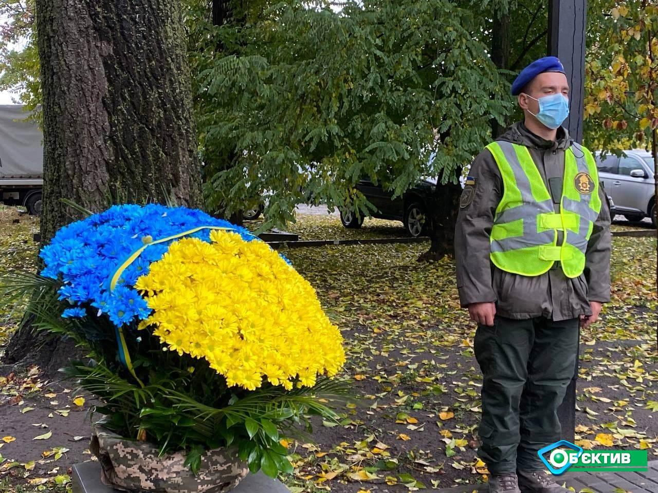 День защитников и защитниц Украины отметили на Харьковщине