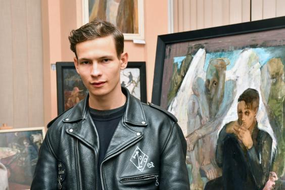 Харьковчан приглашают на выставку живописи (фото)
