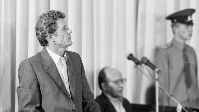 Умер первый директор Чернобыльской АЭС Виктор Брюханов