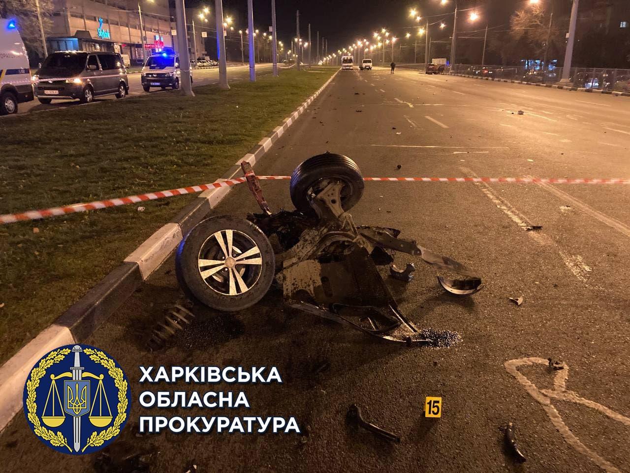 Задержанному водителю после аварии на Гагарина объявили о подозрении