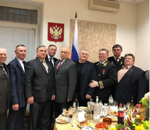 Дипломаты Кремля в Харькове поздравили украинских защитников: что это было