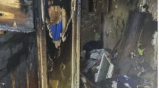 В Московском районе на пожаре пострадала 73-летняя харьковчанка