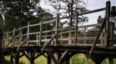 В Великобритании на аукцион выставили Пустячный мост (видео)