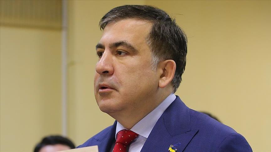 Саакашвили посадили на 6 лет в грузинскую тюрьму